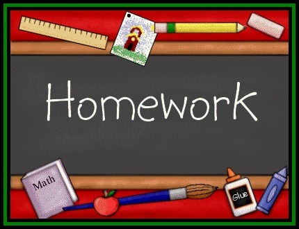 Tips for homework